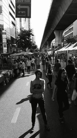 Shades Of Grey Walking In The Street Streetphotography Street Fashion Grayscale Blackandwhite Citylife Monochrome Urban Lifestyle Portrait