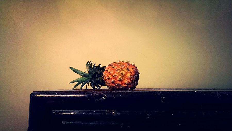 finding a pineapple in my room, on the closet. a natural way to perfume the room. Silvia In Asia Traveling In Vietnam