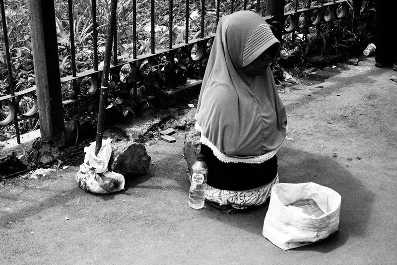 "Up Close Street Photography ""life tough"" Street Photography Streetphotography_bw Telling Stories Differently Eye4photography  35mm Documentary Photography Blackandwhite Photography Light And Shadow Bw_collection Human_energy Street Life Portrait Of A Woman"