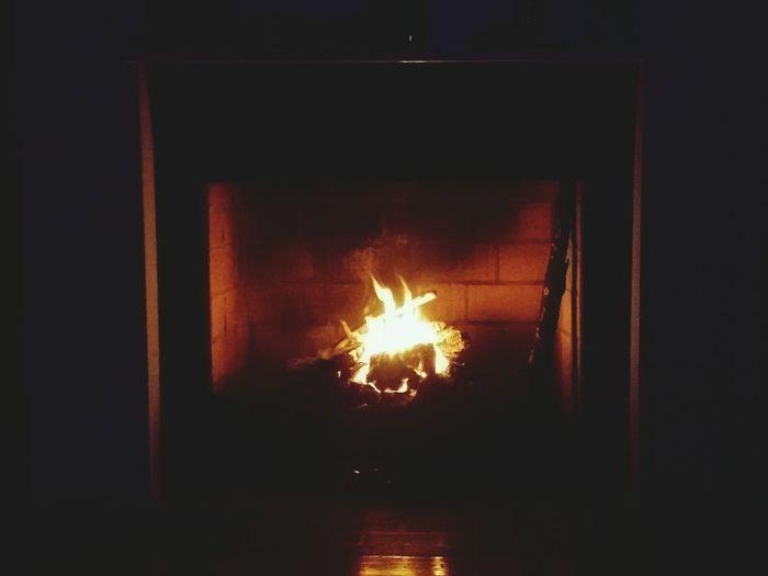Warmandtoasty Warm Fire Fireplace