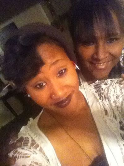 With My Mommy❤