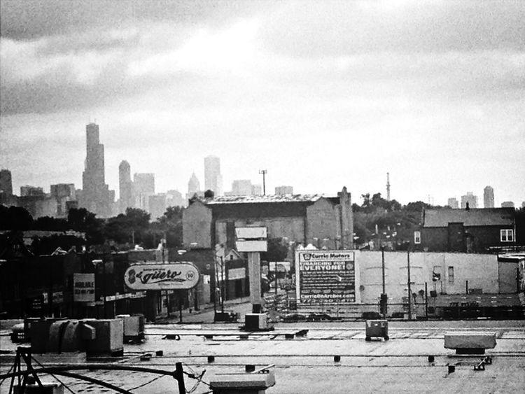 Taking Photos Chicago Enjoying Life