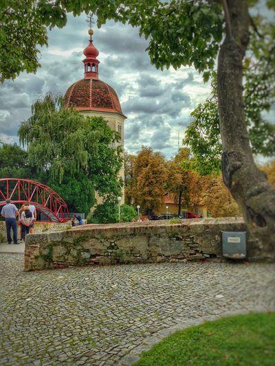 Tree Architecture Built Structure Outdoors Travel Destinations City Sky Austria
