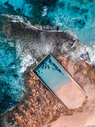 The Week on EyeEm Editor's Picks The Week on EyeEm Water Pool High Angle View Swimming Pool Nature No People Blue Day Sea Outdoors Rippled Turquoise Colored Travel Destinations Ocean Rock Pool Cronulla Sydney, Australia Aerial View Aerial Photography Drone  Ocean View
