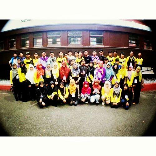 Awesom trip with awesome people ! ^_^ that is why I love my KolejInderaSakti JPK Seki Family UitmPerak MelakaDiHati