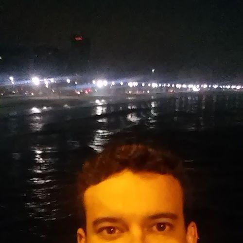 Vista Do Mirante Praia Do Leblon, Rio De Janeiro, Brasil