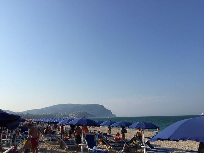 Conero Marche Numana Summer Vanishing Point Sea Tadaa Community Italy Holiday Estate