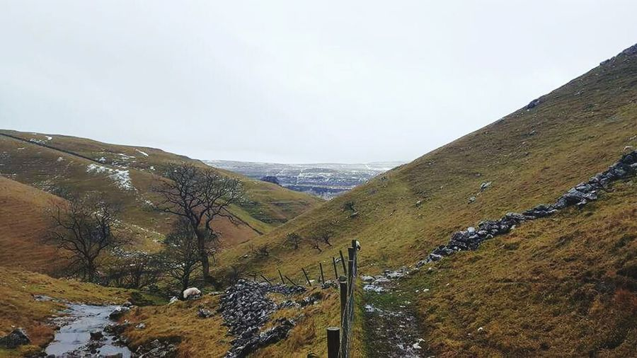 Yorkshire dales Landscape Mountain Scenics Nature Cloud - Sky Outdoors Sky Beauty In Nature Day No People