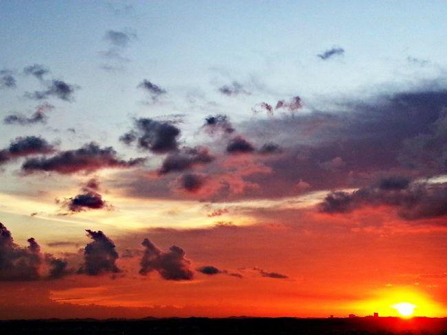 Sunset 070614 Sun! Sunset Sunset Silhouettes Popular Photos