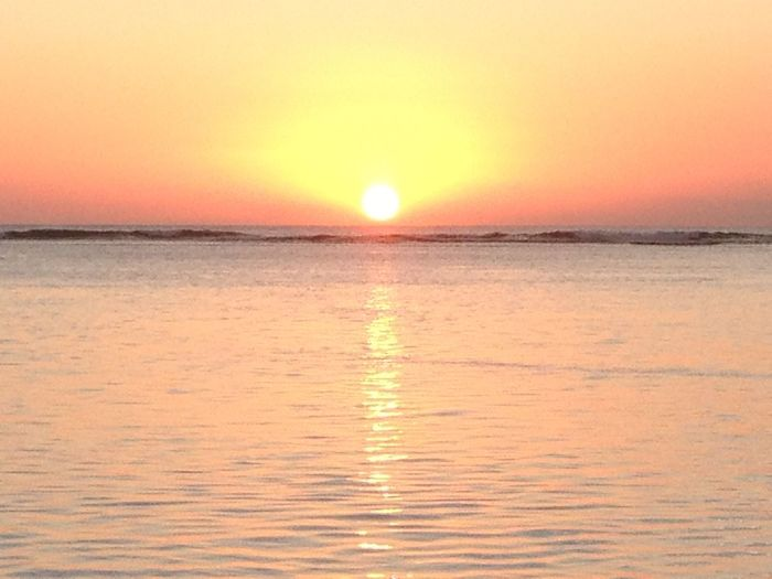Sunset Water Beauty In Nature Scenics - Nature Sky Orange Color Tranquility Tranquil Scene Sun Sea Reflection Nature Horizon Over Water Romantic Sky Dramatic Sky EyeEmNewHere