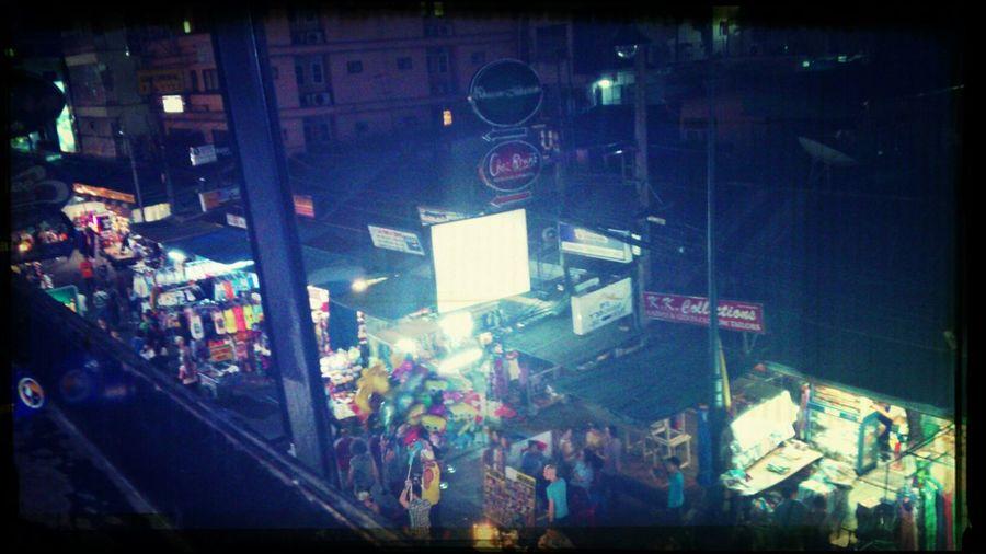 View Roof Bar Khao San Road