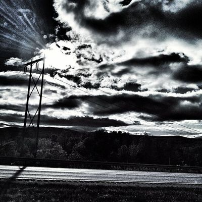 Sunrise in Black & White. #btv #vt Instagood Instagramjit Webstagram Vt Morning Btv Light Vt_scenery Sunrise Vermont_scenery Goodmorning 802 Highway Igharjit Bw Vermontbyvermonters Iphoneonly Vt_scene Photooftheday Black_white Picoftheday Vermont_scene Vermont Hitam_putih Igvermont Instamood Igvt Bestoftheday Vt_landscape