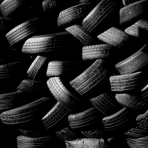Tires Blackandwhite In My Hood Streetphotography