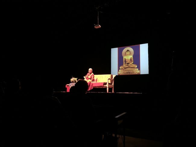 Lama Zopa Rinpoche Getting Inspired