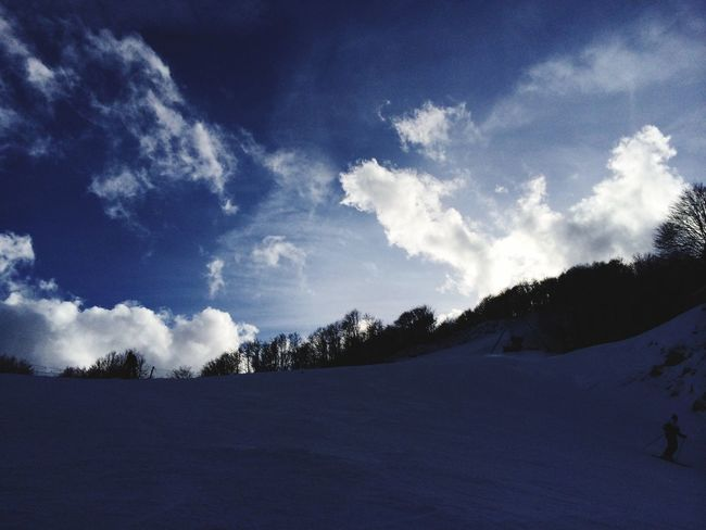 Italia Piancavallo Sky Clouds And Sky Sun Sunny Day Clouds Nature Skylovers Eyem Best Shots