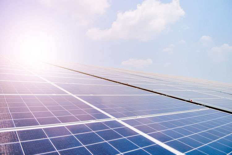 Solar cell in