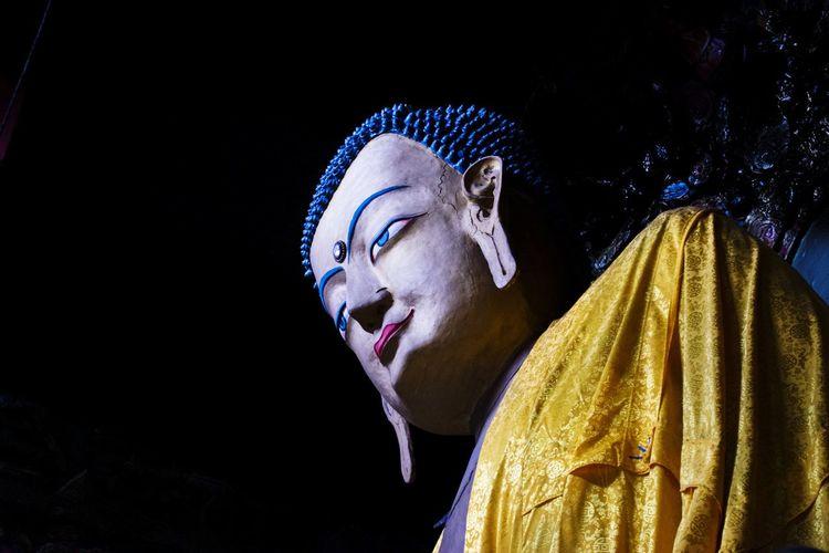 Buddha Peace ✌ Monastery Buddha Darjeeling First Eyeem Photo