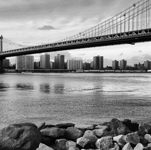 NYC Photography Brooklyn Bridge Park Black & White Live For The Story The Week On EyeEm