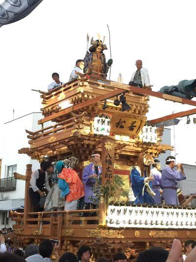おみこし 祭り Matsuri 御神輿(Omikoshi)