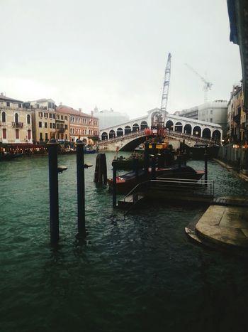 Venice View Venice Canals Rialtobridge bora in venice