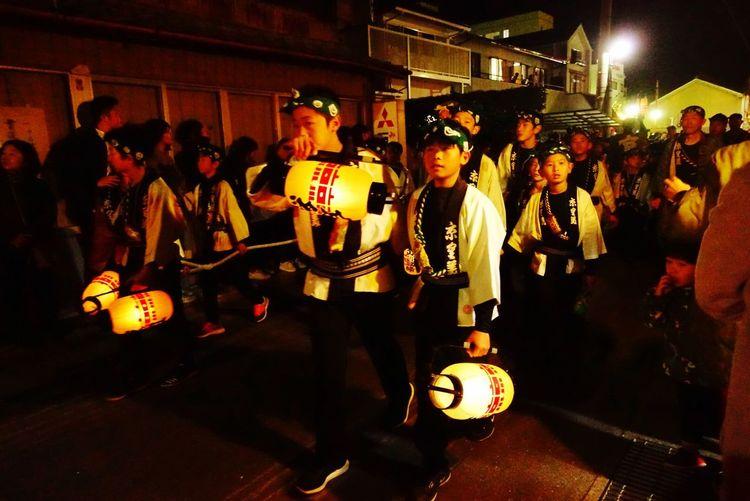 People Karatsukunchi 唐津くんち Matsuri 祭 Festival