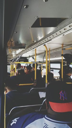 Buss Life.. Bronx, New York Puplic Transport Public Transportation Joy Ride