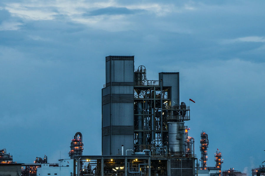 Factory Industry Fuel And Power Generation Oil Industry Fossil Fuel Refueling Refinery Business Finance And Industry Gasoline Chemical Plant No People Outdoors Oil Refinery Metal Industry Day Foundry Gas Petrochemical Plant Industrial Photography Industrial Landscapes