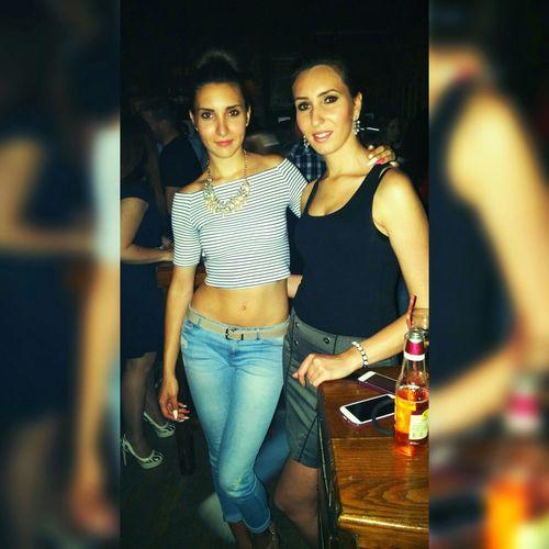 Sister , Disco Night 💄💕🎶🍸🍷