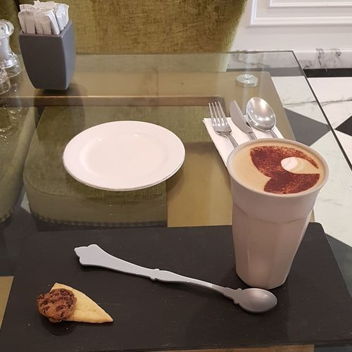 Cofffeetime Coffee Latte Coffee Coffee Cup Yummy High Angle View Drink Table Food And Drink Sweet Food
