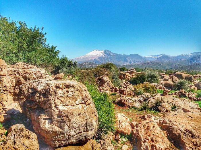 Benimellal Mountain