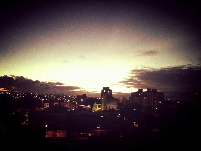 São Paulo, Brasil Clouds And Sky Comecandocedo