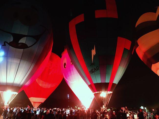 Myballoonfiesta 2017 Hotairballoon