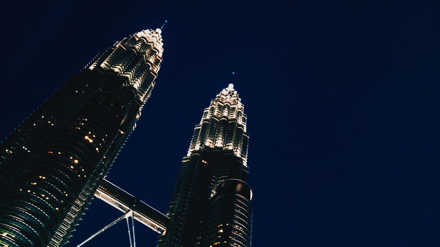 KLCC Twin Towers Klcity Nightphotography Eyem Collection Kuala Lumpur Malaysia  The Architect - 2017 EyeEm Awards EyeEmNewHere