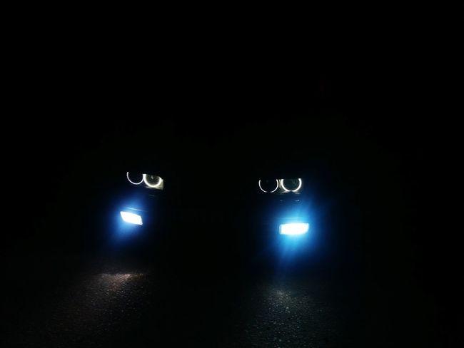 Bmw E36M3 Angleeyes Lights