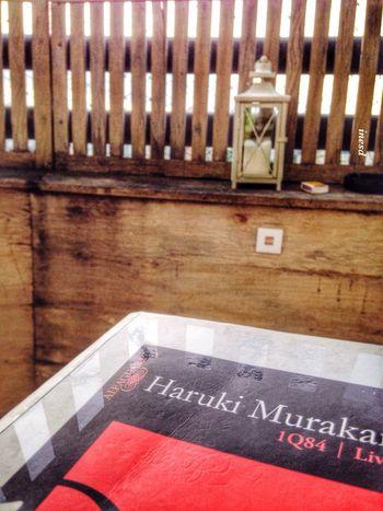 Relaxing Time Relaxing Reading EyeEm Best Shots Sunday Haruki Murakami My book, my balcony, my relax
