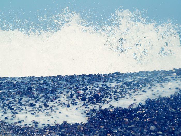 Waves, Ocean,
