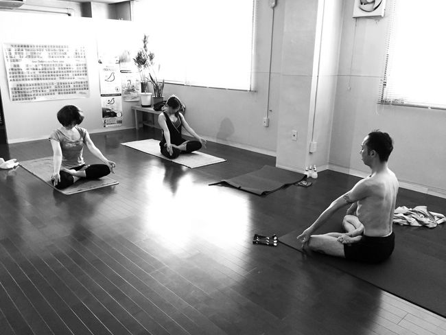 Primary Led class@Yoga space Siddhi Ashtangayoga Yoga Space Siddhi Primary Led Class Yoga アシュタンガヨガ ヨガ 広島