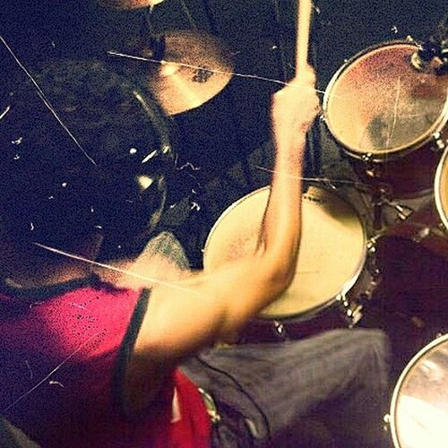 Going The Distance Limit Music Drumming Breakdown Recording Studio