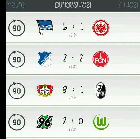 Hertha BSC Fußball Berlin