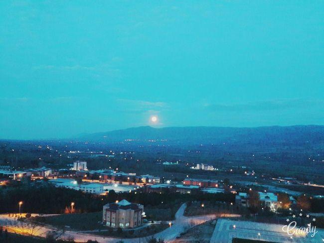 Good Morning Hello World Namazvakti Allahuekber Tan Agarirken Sun Dawning EyeEm Nature Lover University Campus Peaceful