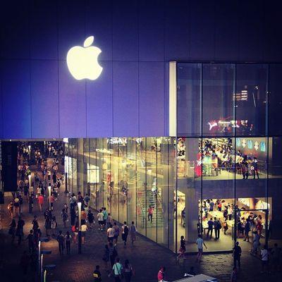 // Apple // Sanlitun Village Taikooli Apple 北京 三里屯