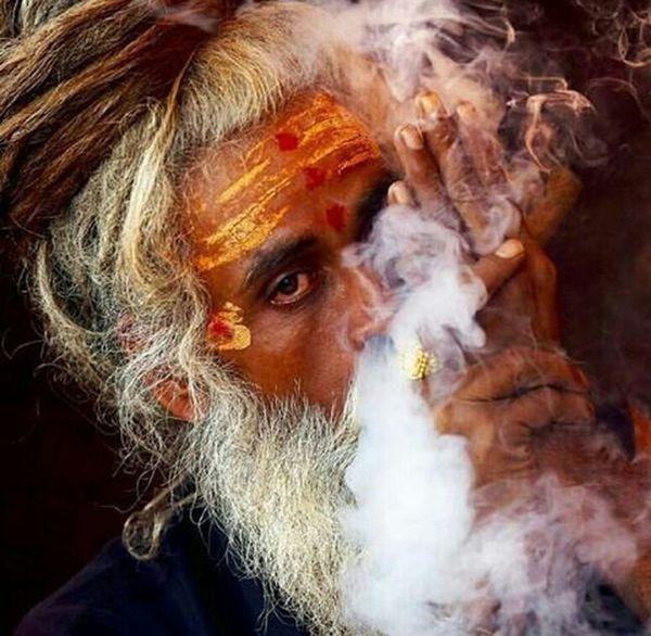 Photography sadhu kumbhmela @nasik