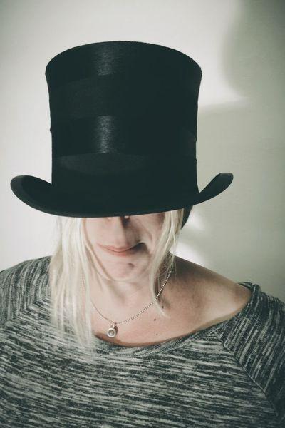 Too Big Hat Top Hat That's Me