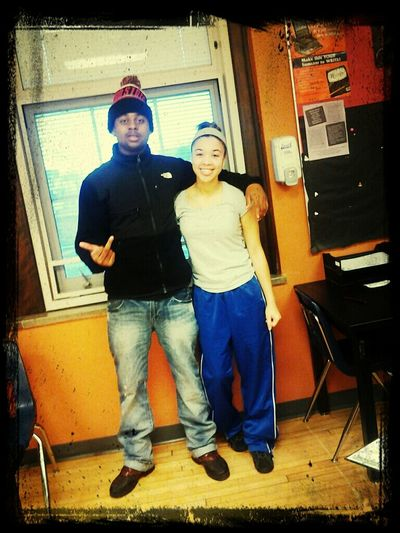 Thuggn With My Besest!