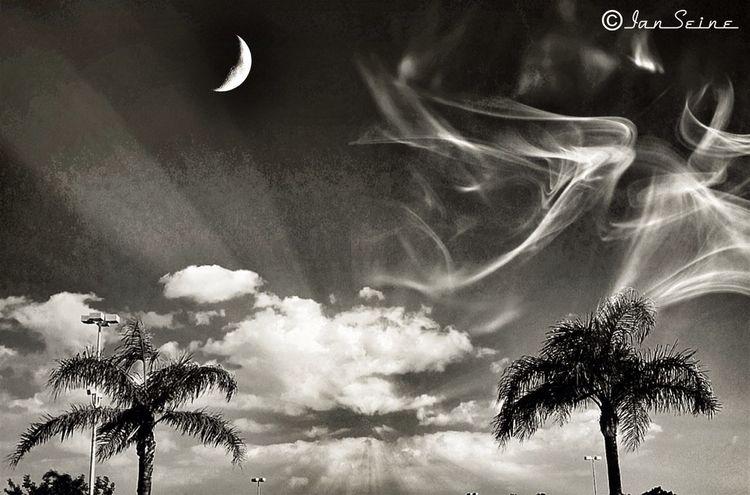 Blackandwhite Cloudporn Sky_collection Hdr_Collection