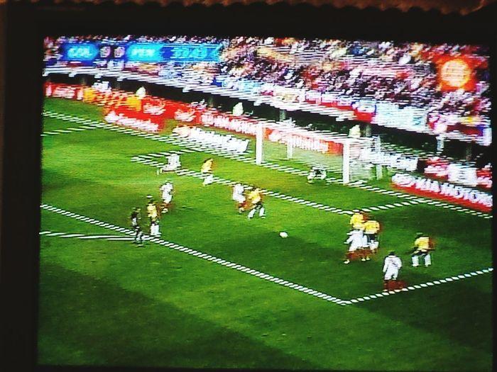 Vamos peru PeruVsColombia CopaAmérica2015