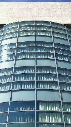 紀陽銀行/堺支店 Building EyeEm Best Edits EyeEm Best Shots Architecture IPhoneography IPhone Photography Skyporn Sky_collection 建築 安藤忠雄 Tadao Ando