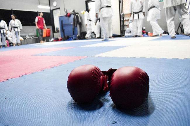 Karate Indoors  Day People