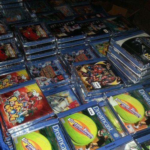 Juegos de Dreamcast en RetroMadrid .