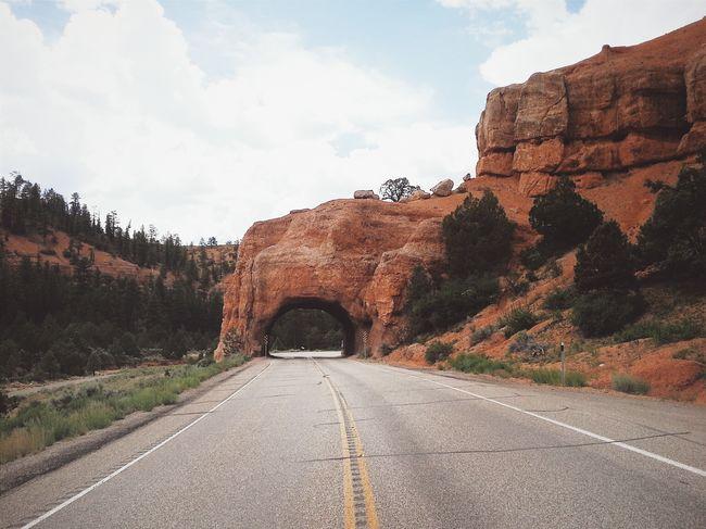 Cruisin' RoadTripxUSA Red Rock Canyon Utah